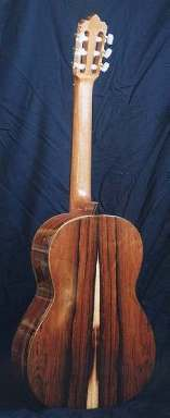 Concert Classic Back.Sides- Brazilian Rosewood